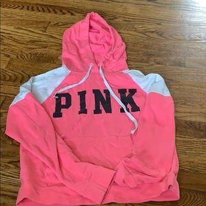 Pink XS hoodie